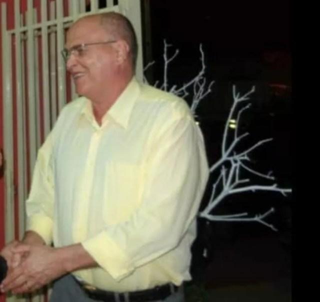 Ademar Bispo de Araújo, de 64 anos, venceu um câncer, mas morreu de Covid-19 em Mato Grosso — Foto: Facebook