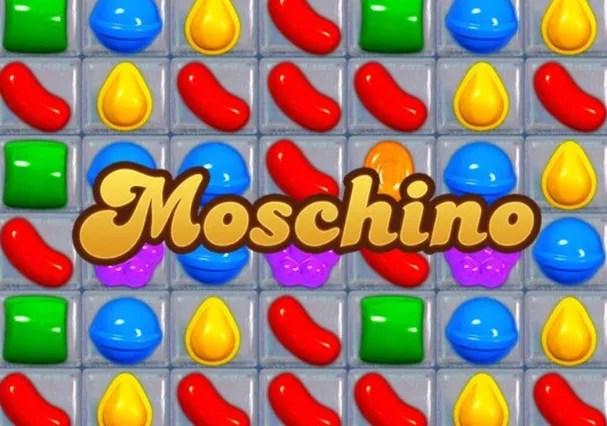 Moschino X Candy Crush (Foto: Divulgação)