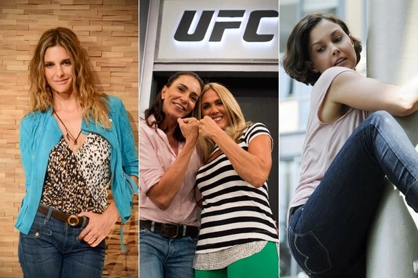Fernanda Lima apresenta o Tapete Vermelho do Oscar; terceira temporada do TUF e a série 'Missing'; tudo em março na Globo (Foto: Divulgação e Globo)