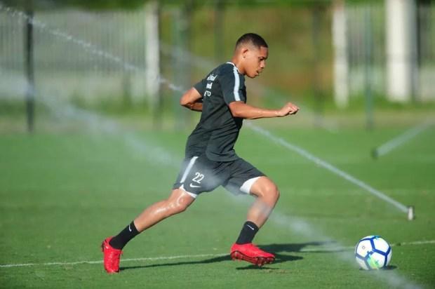 Wellington Silva tem contrato com o Fluminense até julho de 2020 — Foto: Ricardo Duarte / Inter, DVG