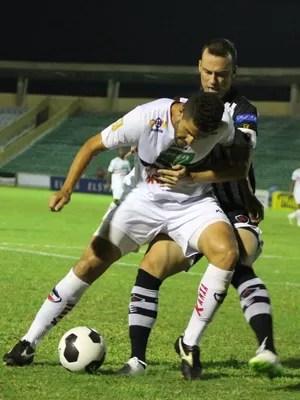 River derrota o Botafogo-PB e se recupera no Grupo D do Nordestão
