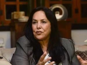 Senadora Rose de Freitas (Foto: Bernardo Coutinho/ A Gazeta)