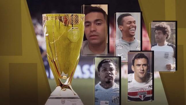 Paulistão volta nesta quarta-feira com muitas mudanças: quem leva a taça? — Foto: GloboEsporte.com