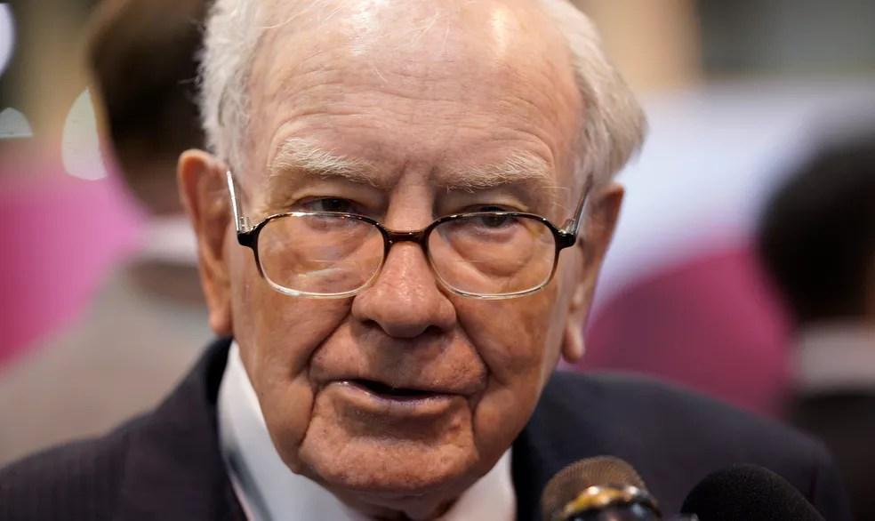 Warren Buffett — Foto: Rick Wilking/Reuters
