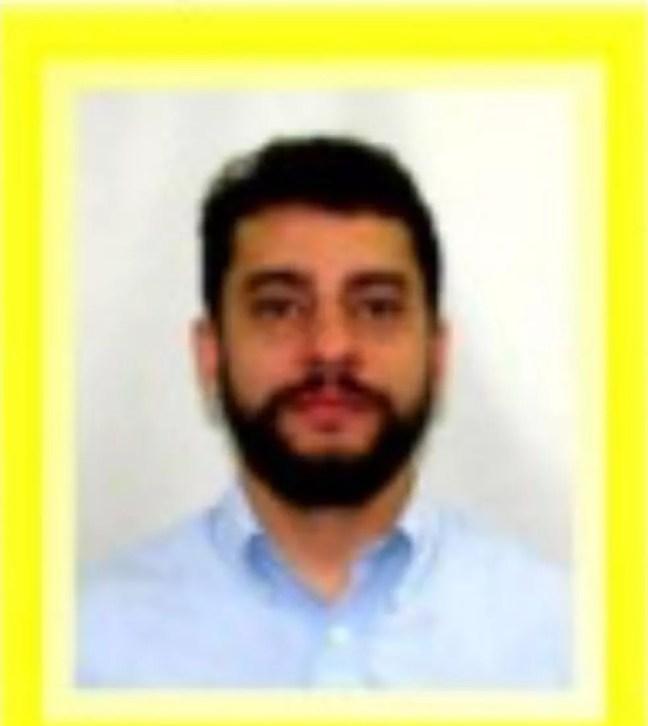 Victor Hugo Amaral Cavalcante Barroso é apontado como doleiro do Pastor Everaldo, preso na Operação Tris in Idem — Foto: Arquivo pessoal