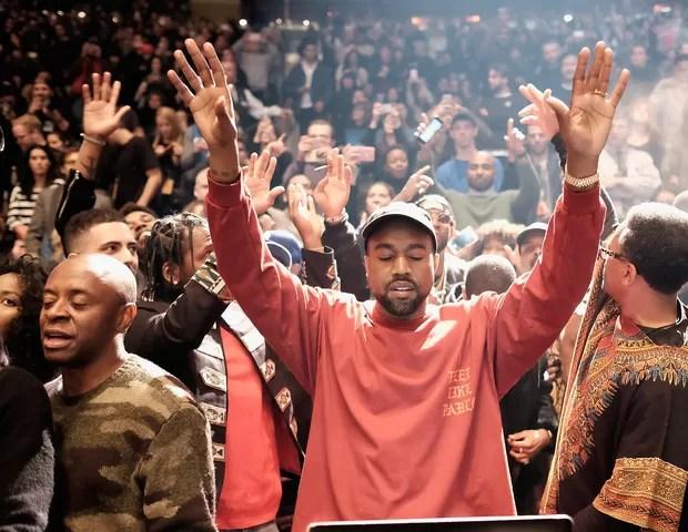 Kanye West (Foto: Getty Images)