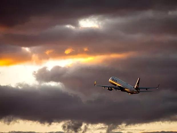 """Foto vencedora do """"1º Spotter Day"""" do Aeroporto JK, em Brasília (Foto: Raquel Alves/Arquivo Pessoal)"""