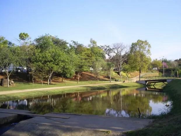 Parque do Campolim é um dos mais frequentados pelos praticantes de atividades físicas ao ar livre (Foto: Divulgação/Prefeitura de Sorocaba)