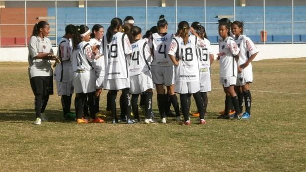 Belas do Belo: Futebol feminino do Botafogo-PB (Foto: Divulgação / Botafogo-PB)