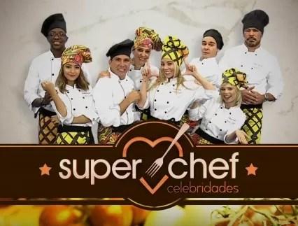 Receitas de Super Chef Celebridades 2016  Receitas Gshow