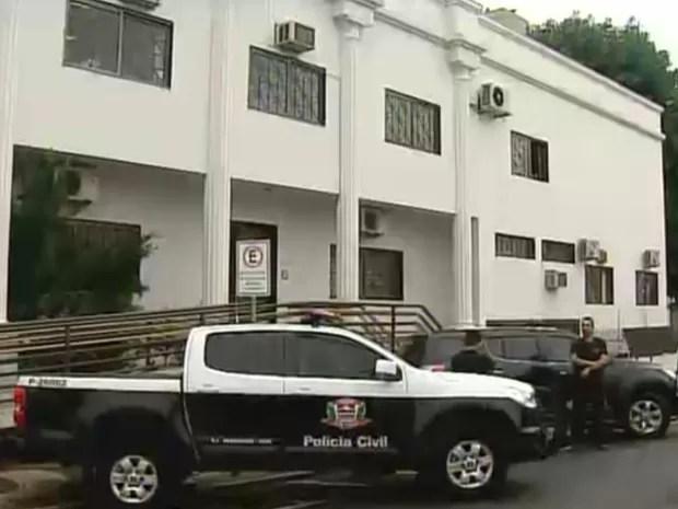 Polícia Civil cumpre mandados em Bebedouro e em outras 15 cidades de SP (Foto: Reprodução/EPTV)