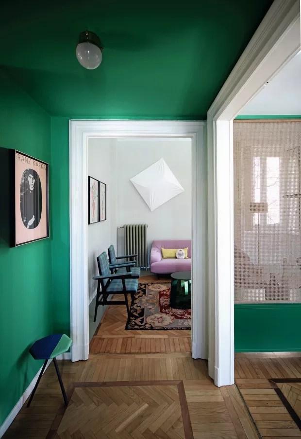 Saiba quais cores usar para deixar a casa aconchegante