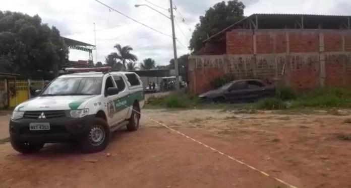 No bairro Canaã, Railson da Silva foi morto em frente de uma igreja evangélica  — Foto: Arquivo pessoal