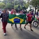 Vigilantes fazem nova caminhada e mantêm greve em Porto Alegre