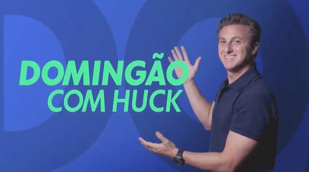 Novo programa de Luciano Huck na Globo já tem nome — Foto: TV Globo