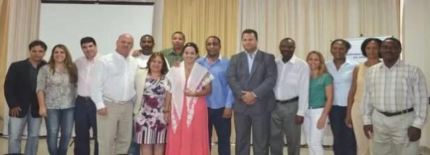 Médicos cubanos e intercambistas chegam a Sergipe para treinamento e trabalho (Foto: Marina Fontenele/G1)