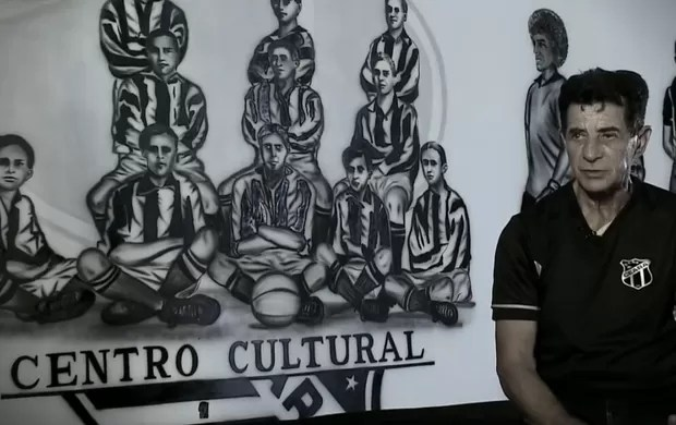 Dilmas Filgueiras é um dos maiores ídolos do Ceará (Foto: Reprodução SporTV)