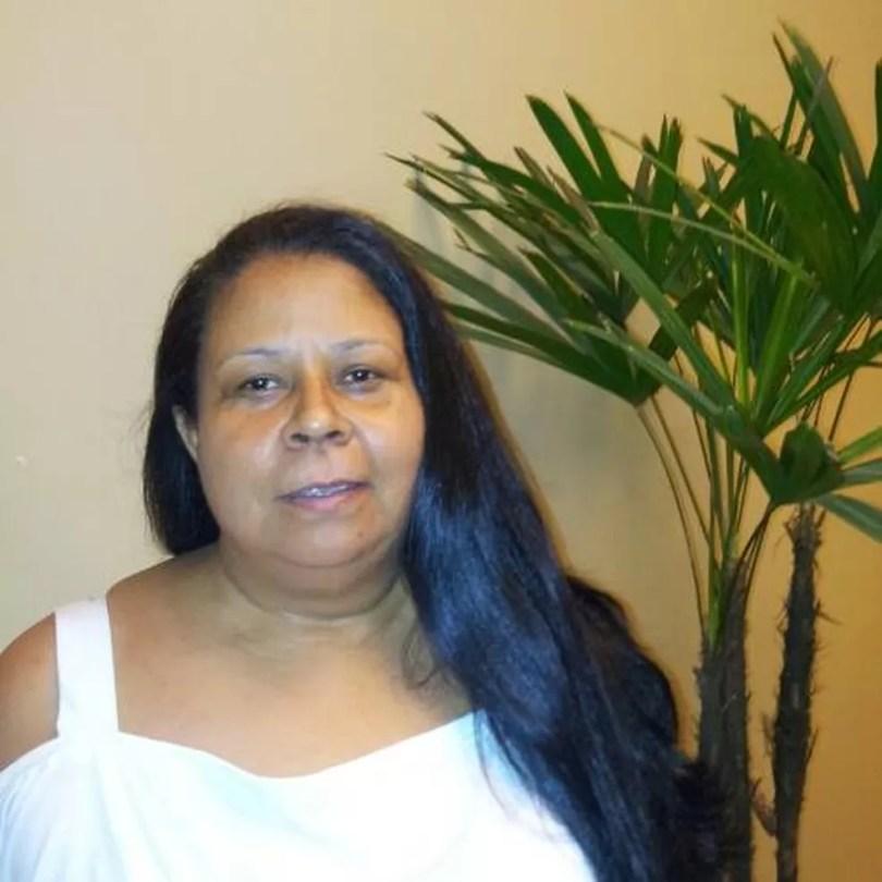 Vera Lúcia trabalhava há 30 anos no Hospital de Clínicas de Porto Alegre  — Foto: Arquivo pessoal
