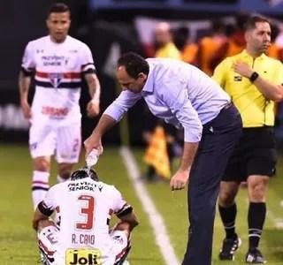 Rogério Rodrigo Caio São Paulo River Plate (Foto: Divulgação/Torneio da Flórida)