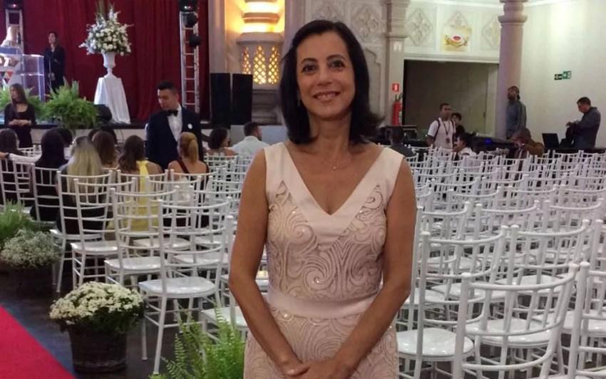 promotora Eloísa Arruda, que foi secretária de Justiça do governo estadual e é a atual secretária dos Direitos Humanos da prefeitura, teve papel determinante para a realização do evento (Foto: Vivian Reis/G1)
