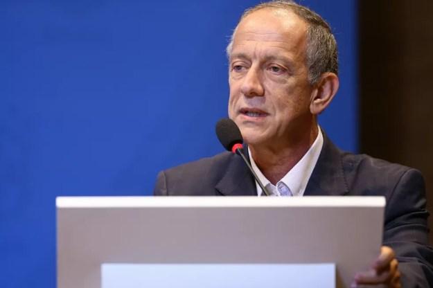 Walter Feldman é o secretário-geral da CBF — Foto: Lucas Figueiredo/CBF