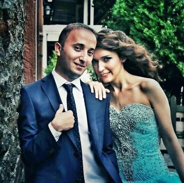 Yusuf Haznedaroğlu, que morreu no atentado, estava casado há dez dias (Foto: Reprodução/Facebook/Yusuf Haznedaroğlu)