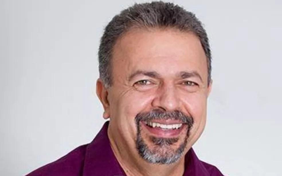 Deputado federal de Goiás Elias Vaz — Foto: Reprodução/ Facebook