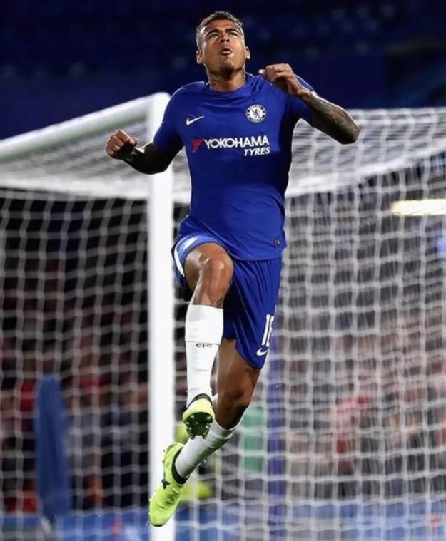 Kenedy tem contrato com o Chelsea até meado de 2023 — Foto: Reprodução