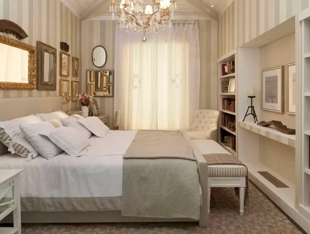 10 quartos cariocas e arrasadores  Casa Vogue  Ambientes