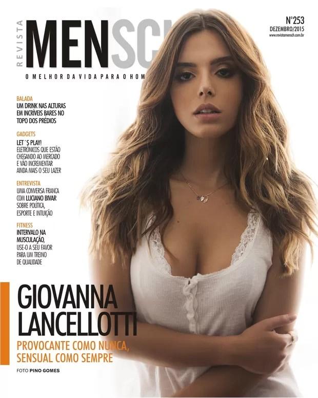 Giovanna Lancellotti (Foto: Pino Gomes / Revista Mensch)