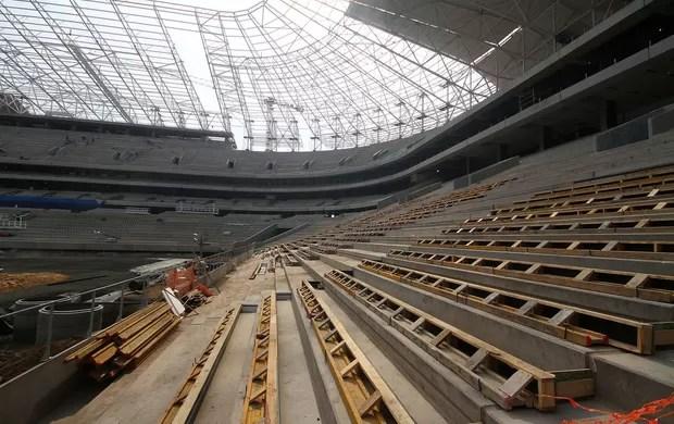 arena grêmio avalanche (Foto: Lucas Uebel/Grêmio FBPA)