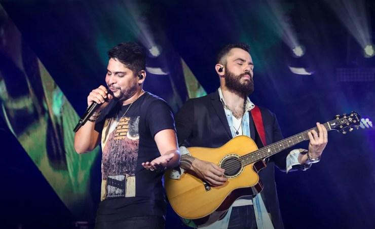 Jorge & Mateus se apresentam no dia 22 de julho no palco do RCB 2017 (Foto: Divulgação)