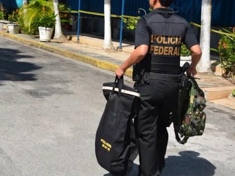 Dois mandados de prisão foram cumpridos no Recife e em Cabrobó (Foto: Divulgação/Polícia Federal)