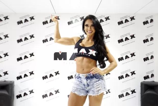 Graciella Carvalho (Foto: Isac Luz / EGO)