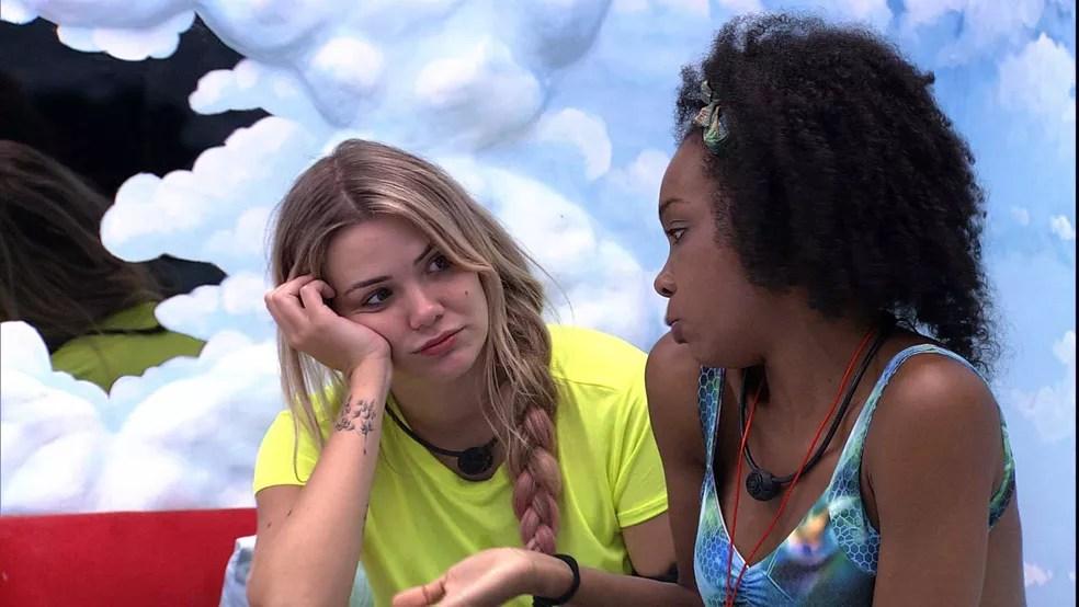 Thelma para Marcela: 'Daniel não vai com a minha cara, ele tem ...