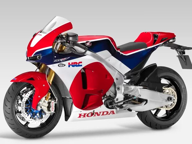 honda-rc_213v-s - Honda leva carro com motor de MotoGP para o Salão de Frankfurt