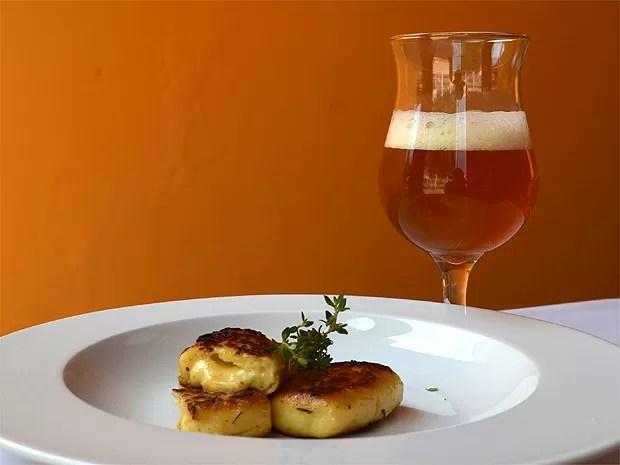 Pratos combinados com cervejas especiais podem despertar sensações surpreendentes (Foto: Taiga Cazarine/G1)