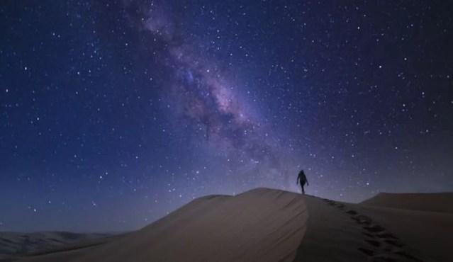 É possível que estejamos observando o universo com uma perspectiva limitada demais — Foto: Getty Images via BBC