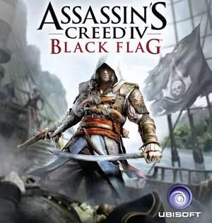 Ubisoft divulgou a capa do novo game Assassin's Creed IV (Foto: Divulgação)