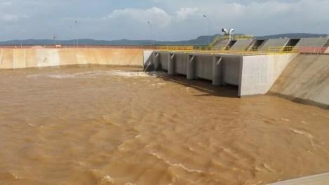 Transposição do Rio São Francisco — Foto: Governo Federal/Divulgação