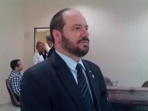 Paulo Sales (Foto: Kamylla Lima/ G1)