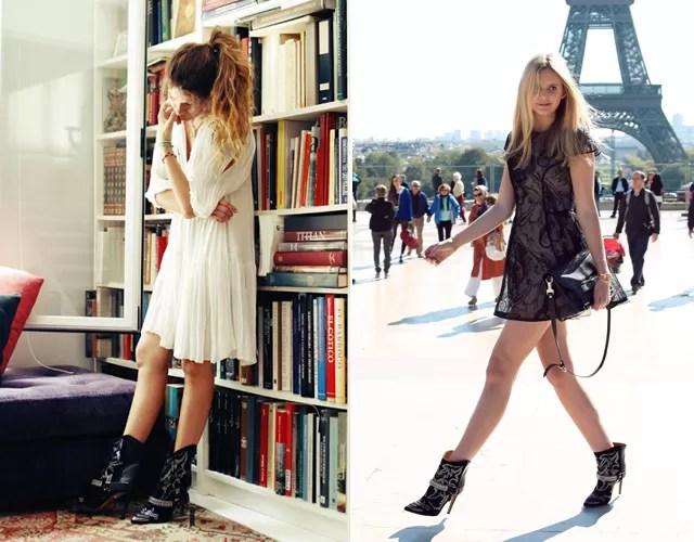Mais blogueiras: à direita, Jessica Stein, do Tuula Vintage (Foto: Reprodução)