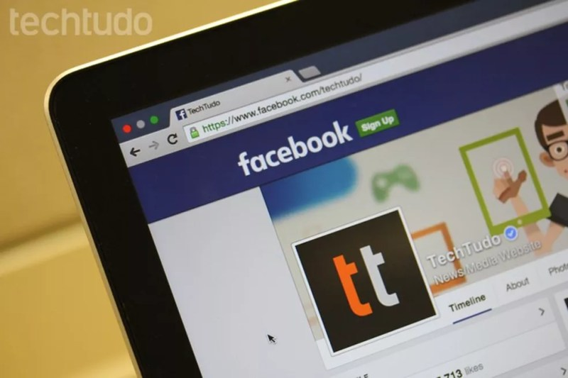 Facebook quer valorizar conteúdo jornalístico na plataforma (Foto: Melissa Cruz/TecjTudo)