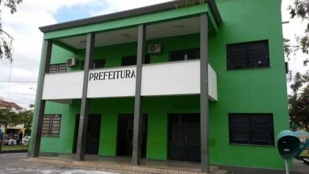 Sede da Prefeitura Municipal de Cajazeiras, PB — Foto: Reprodução/cajazeiras.pb.gov.br