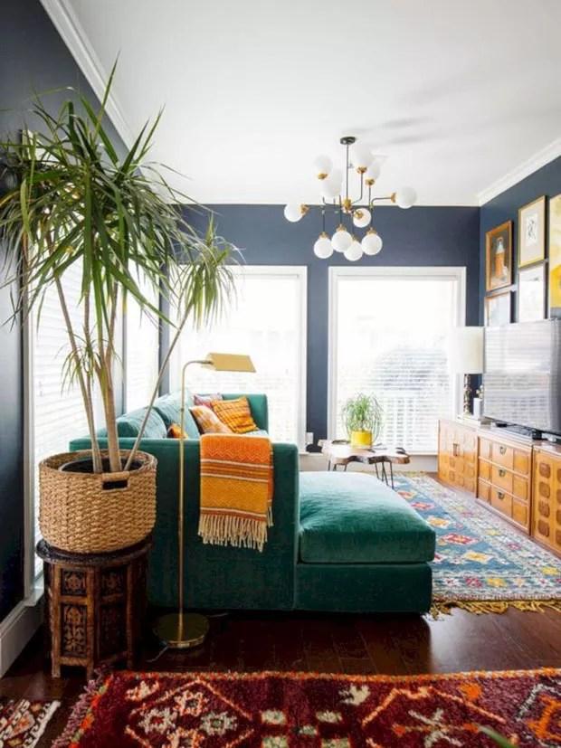 Como decorar a sala de estar com plantas  Casa Vogue  Ambientes