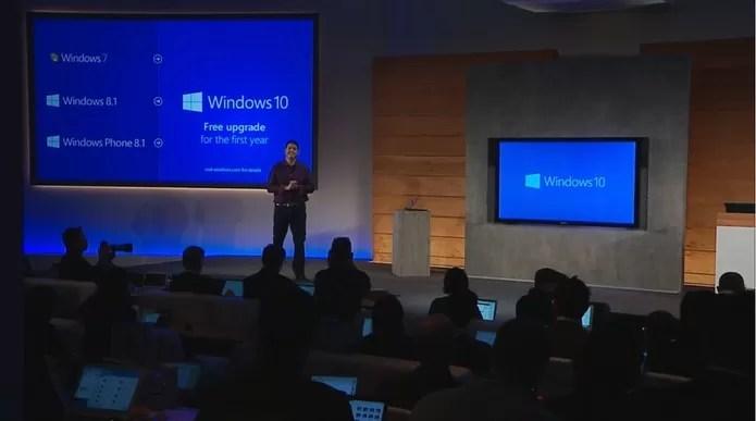 A evolução do Windows 10 nos últimos 12 meses