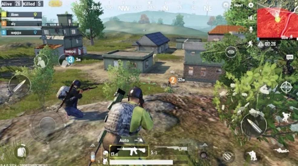 PUBG Mobile Ou Free Fire Battlegrounds Veja O Melhor Battle Royale Jogos De Ao TechTudo