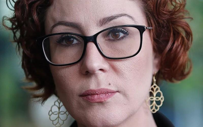 A deputada federal Carla Zambelli (PSL-SP), em imagem de outubro de 2019 — Foto: Dida Sampaio/Estadão Conteúdo