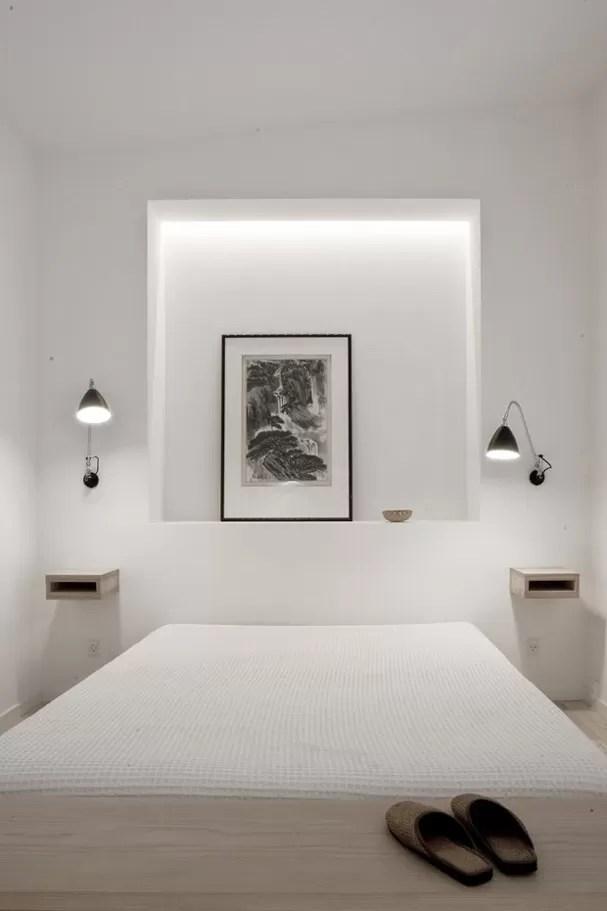 12 quartos brancos decorados de forma ideal  Casa Vogue  Ambientes