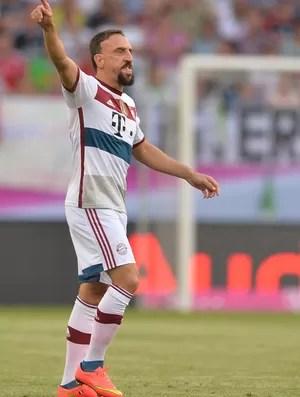 Ribery Bayern de Munique (Foto: AFP)